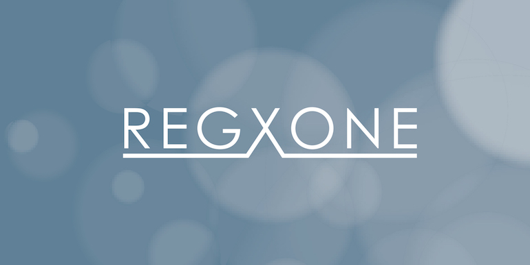 RegXone - transaction reporting data solution of choice