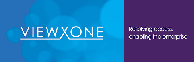ViewXone - Resolving access, enabling the enterprise