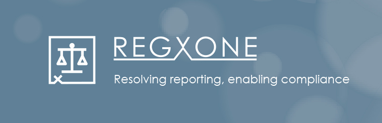 RegXone - Resolving reporting, enabling compliance
