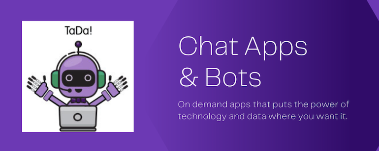 Chat Apps and Bots